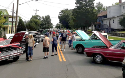 Middletown's 10th Annual Car & Truck & Tractor Show