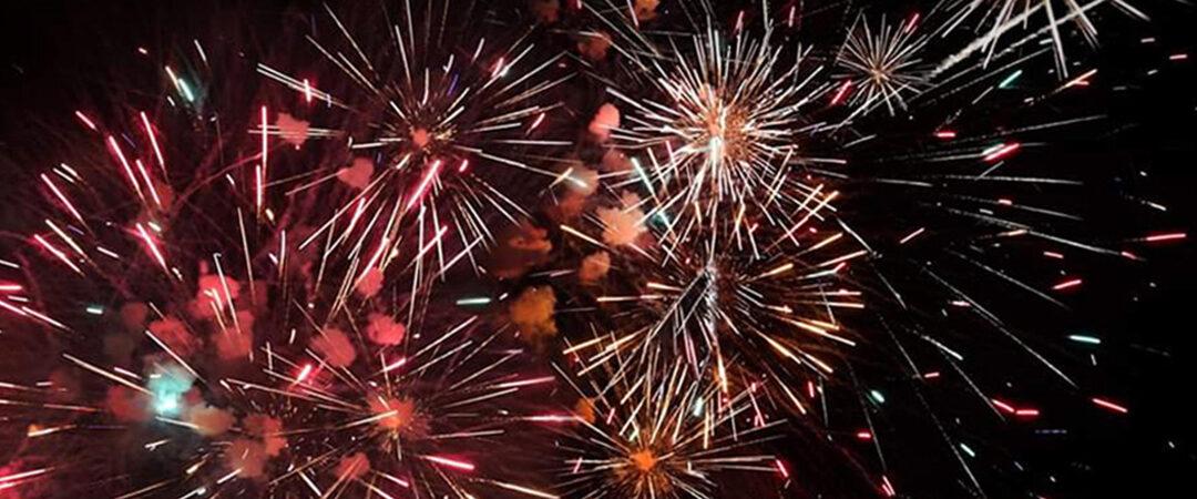 Free Fireworks Spectacular!