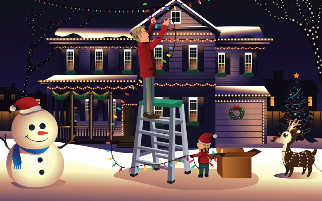 Christmas House Decorating Contest